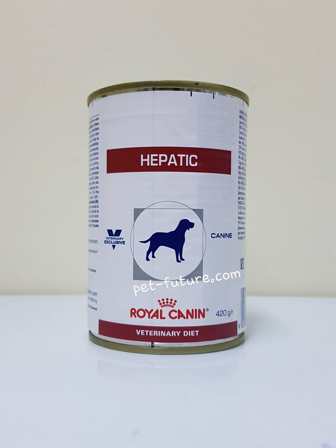 Hepatic โรคตับ 420 g. (12 can) (Exp.11/18)