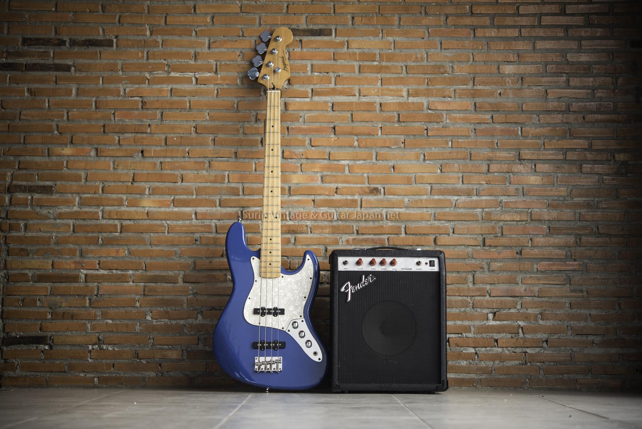 แอมป์เบสไฟฟ้ามือสอง Fender TM1500B Bass Amp