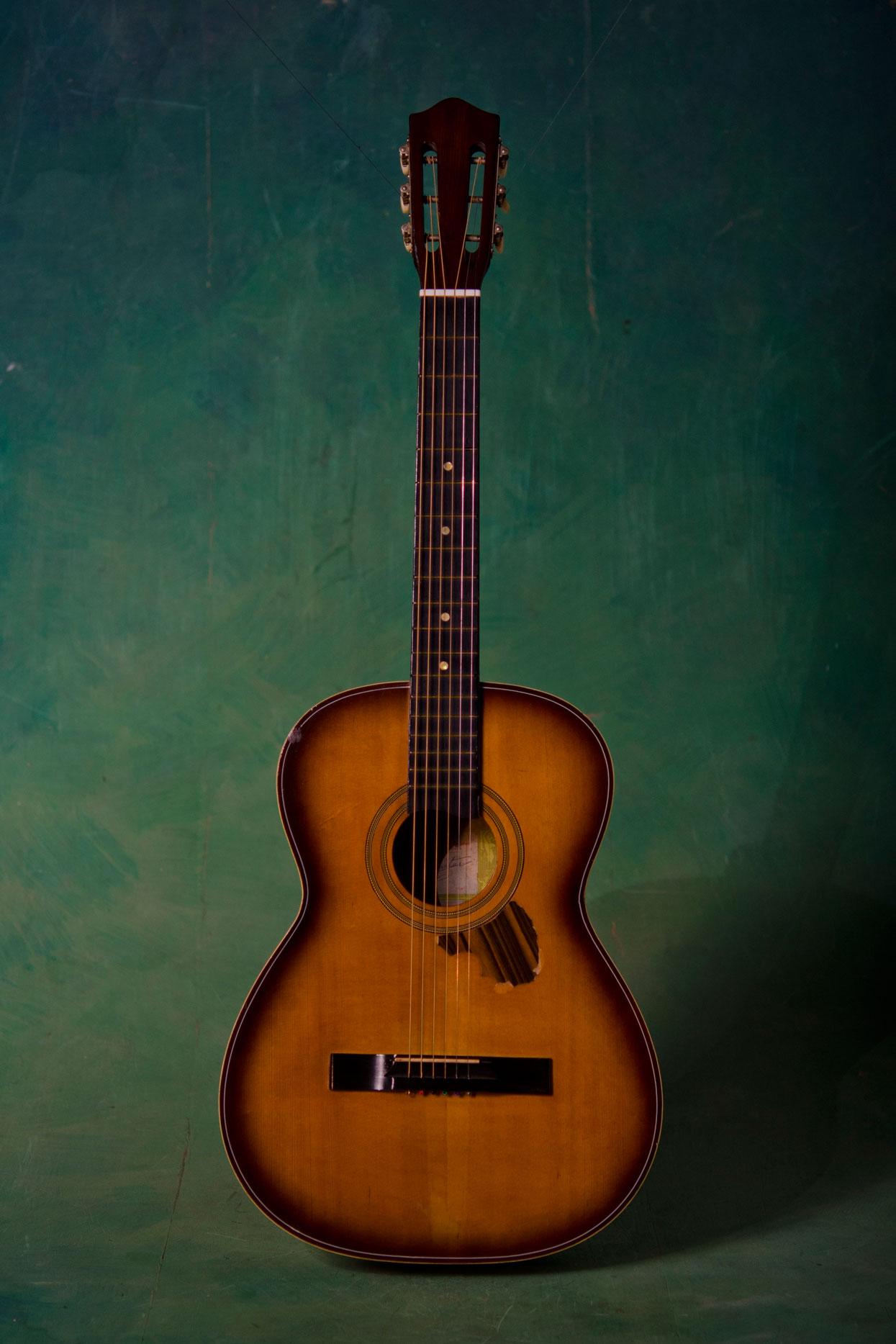 Acoustic Vintage Japan กีต้าร์โปร่งมือสอง