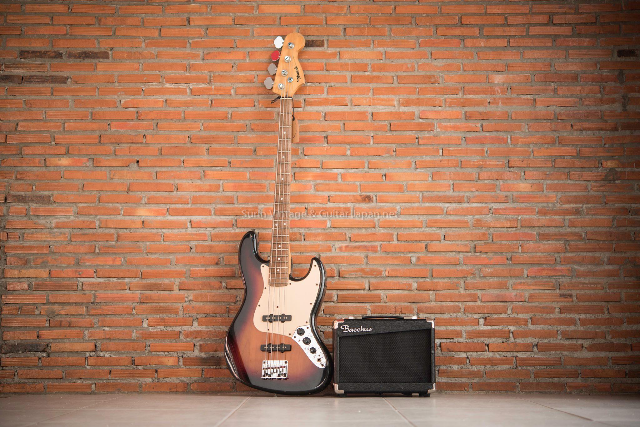 แอมป์เบสไฟฟ้ามือสอง Bacchus BBA-10 Bass Amp No.2