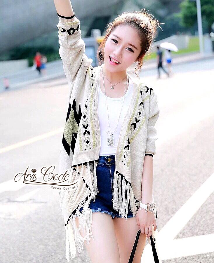 cardigan shawls female long sleeve shirt