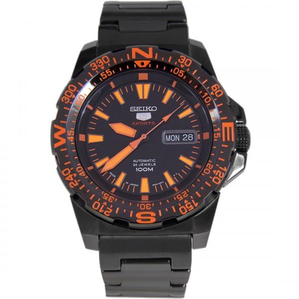 นาฬิกา Seiko 5 Sport SRP547J1 Orange Sky Monster New Model 2014 Made In Japan SRP547J1