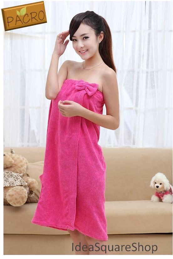 TW03 ผ้าขนหนู ไมโครไฟเบอร์ รุ่น Bowknot / Microfiber Bowknot Towel