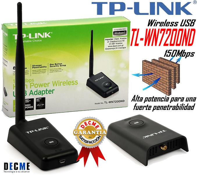 อุปกรณ์เพิ่มสัญญาณ Wi-Fi 150Mbps TP-LINK