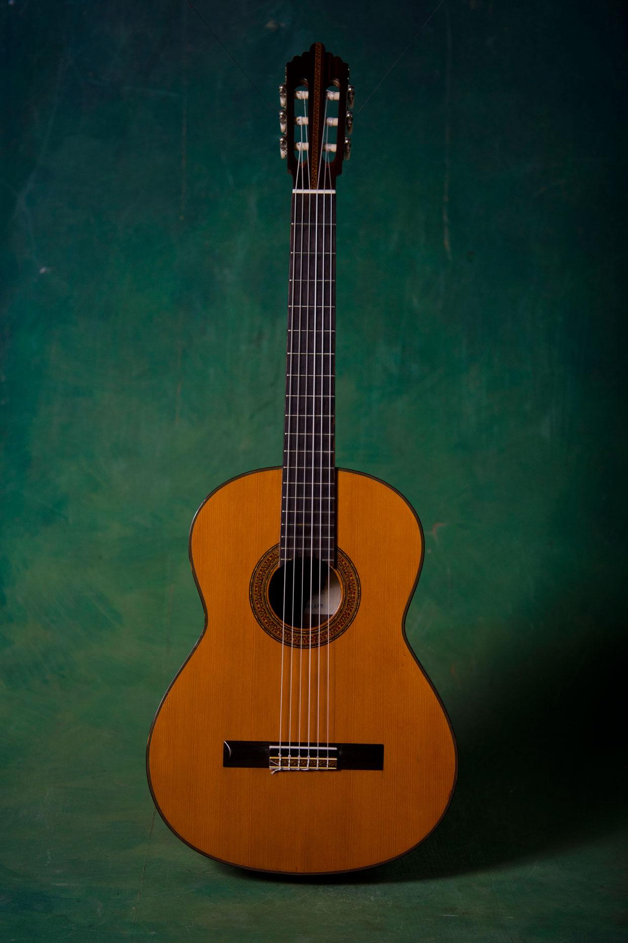 Shinano Guitar No.63 กีต้าร์โปร่งมือสอง