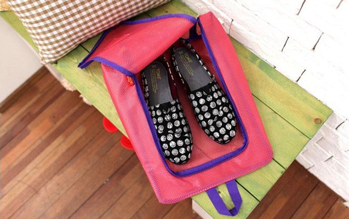 TB31 Shoe Pouch Compact