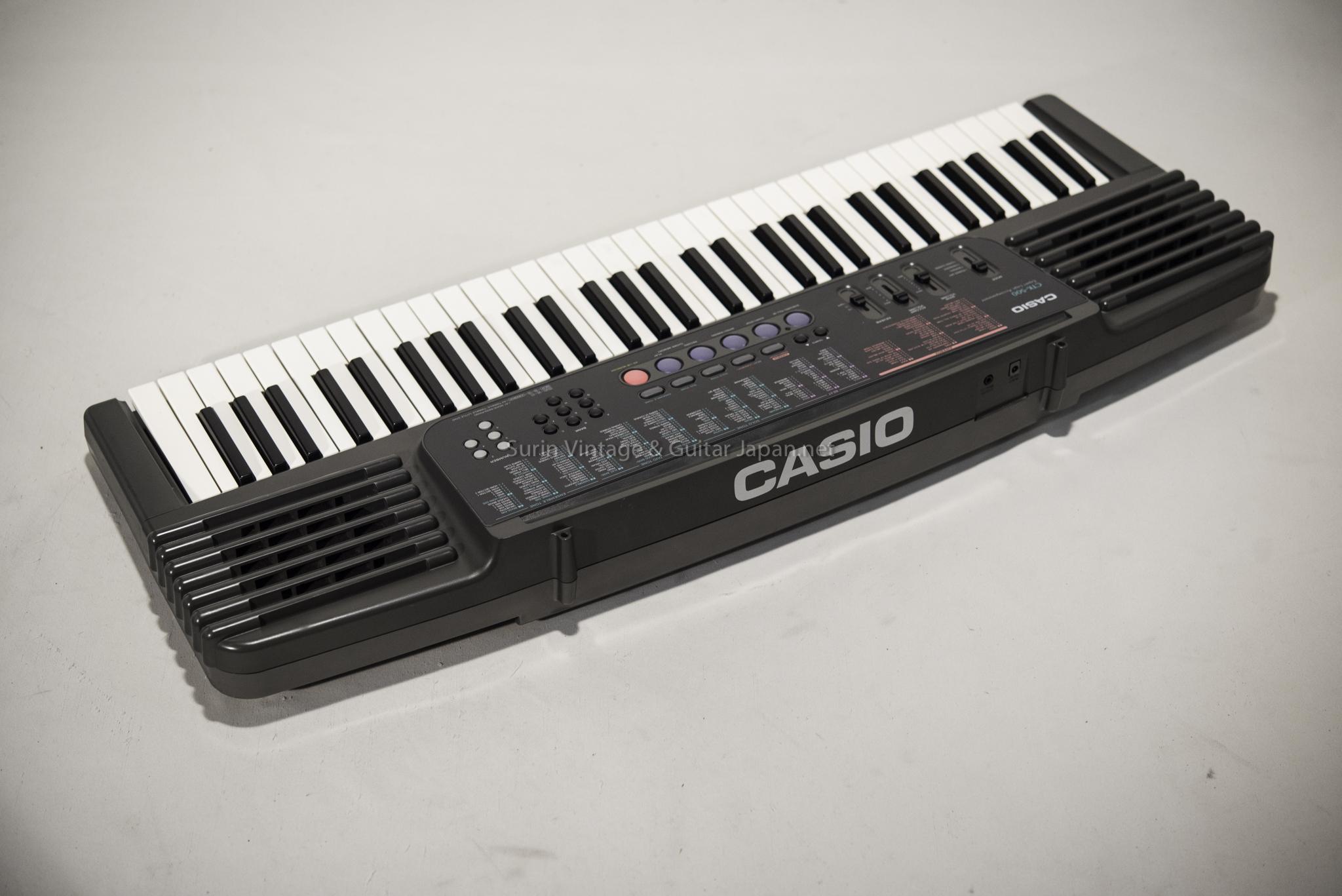 คีย์บอร์ดมือสอง CASIO CTK-500