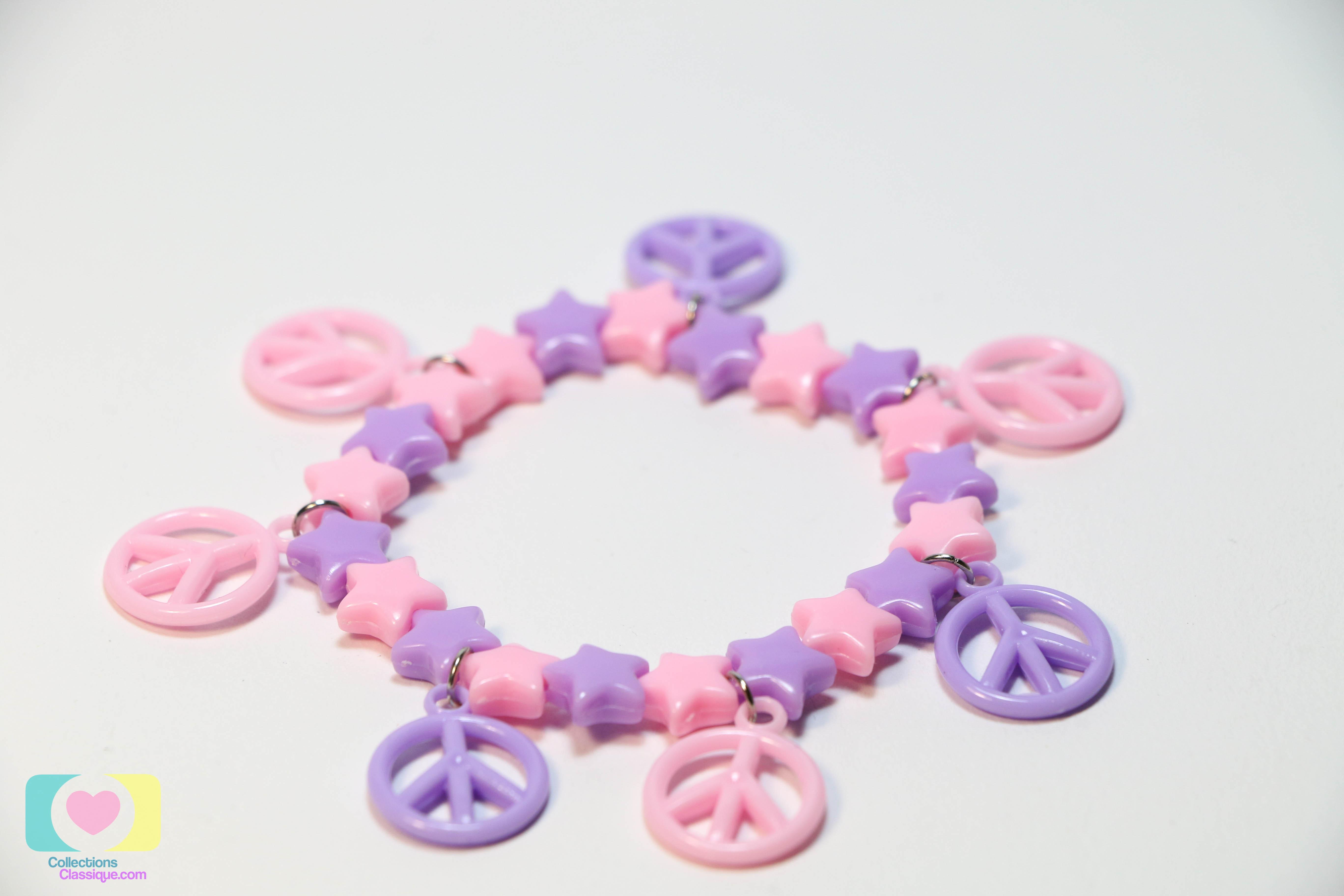 กำไลข้อมือ Pastel Handmade Bracelet BL25026