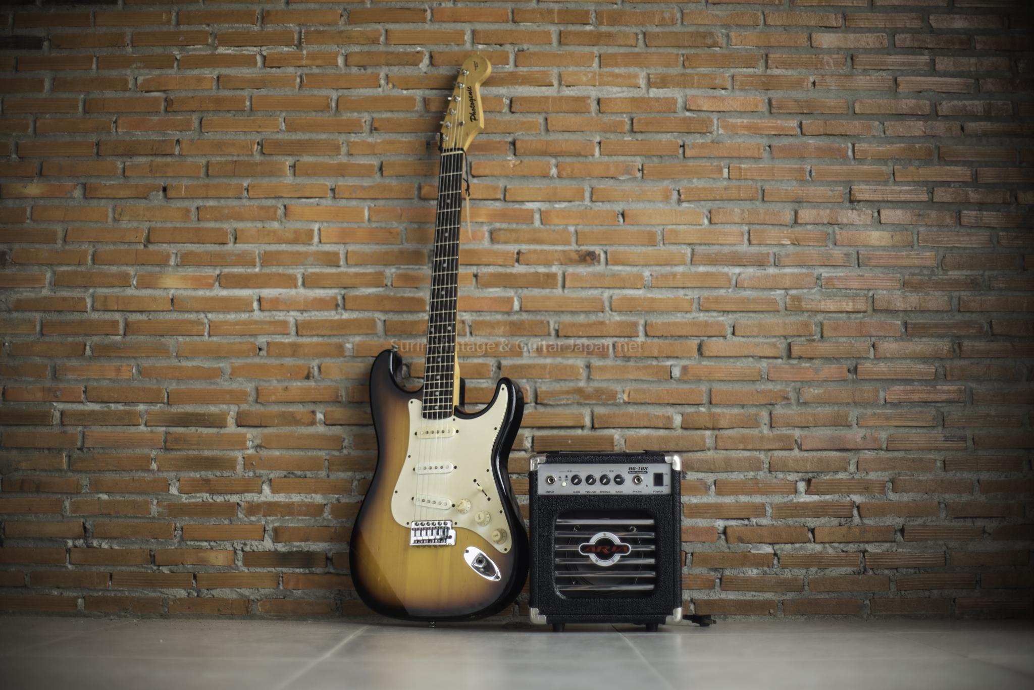 แอมป์กีต้าร์มือสอง ARIA AG-10X No.1 Guitar Amp