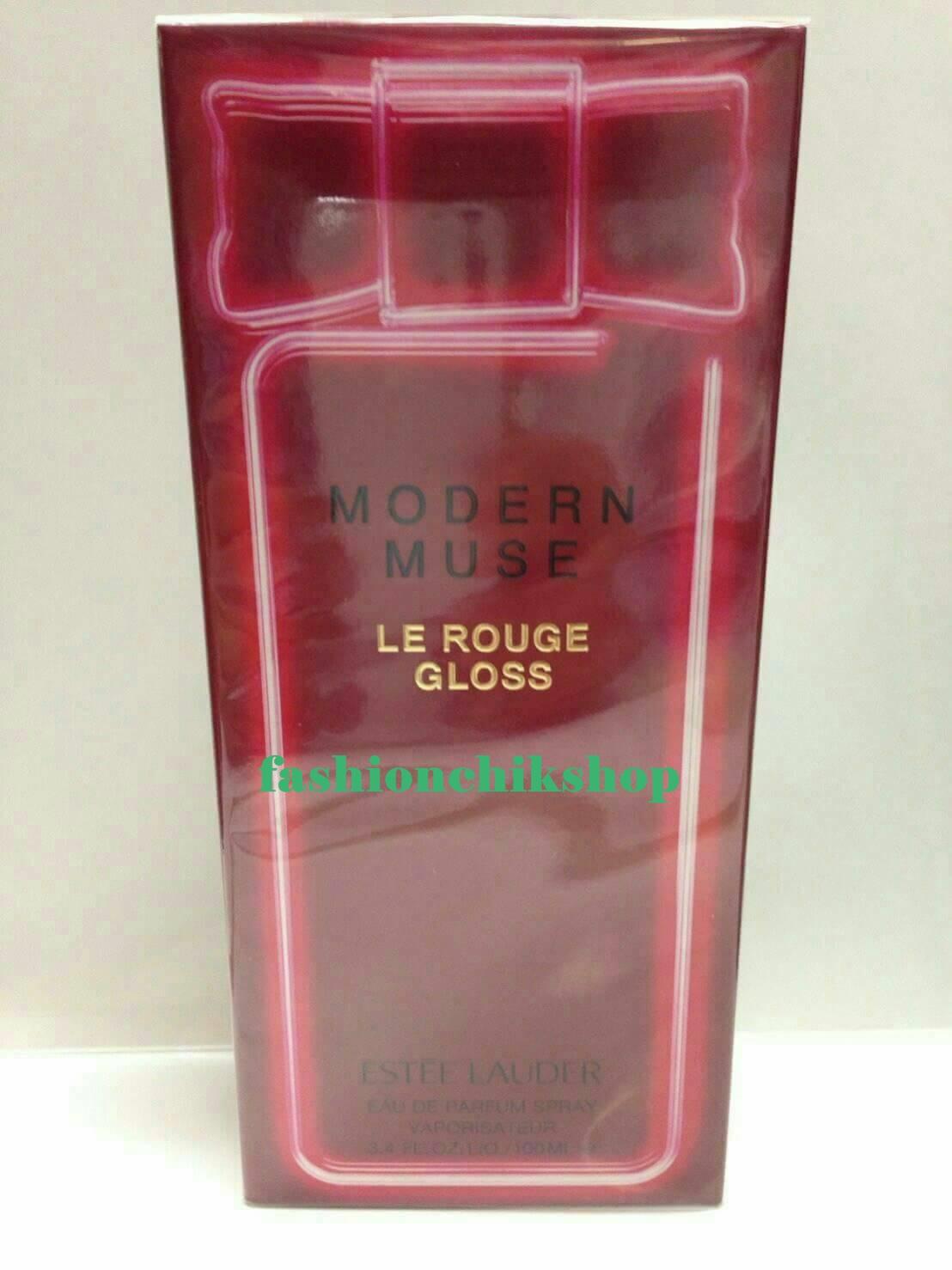 พร้อมส่ง น้ำหอม modern muse le rouge gloss 100ml