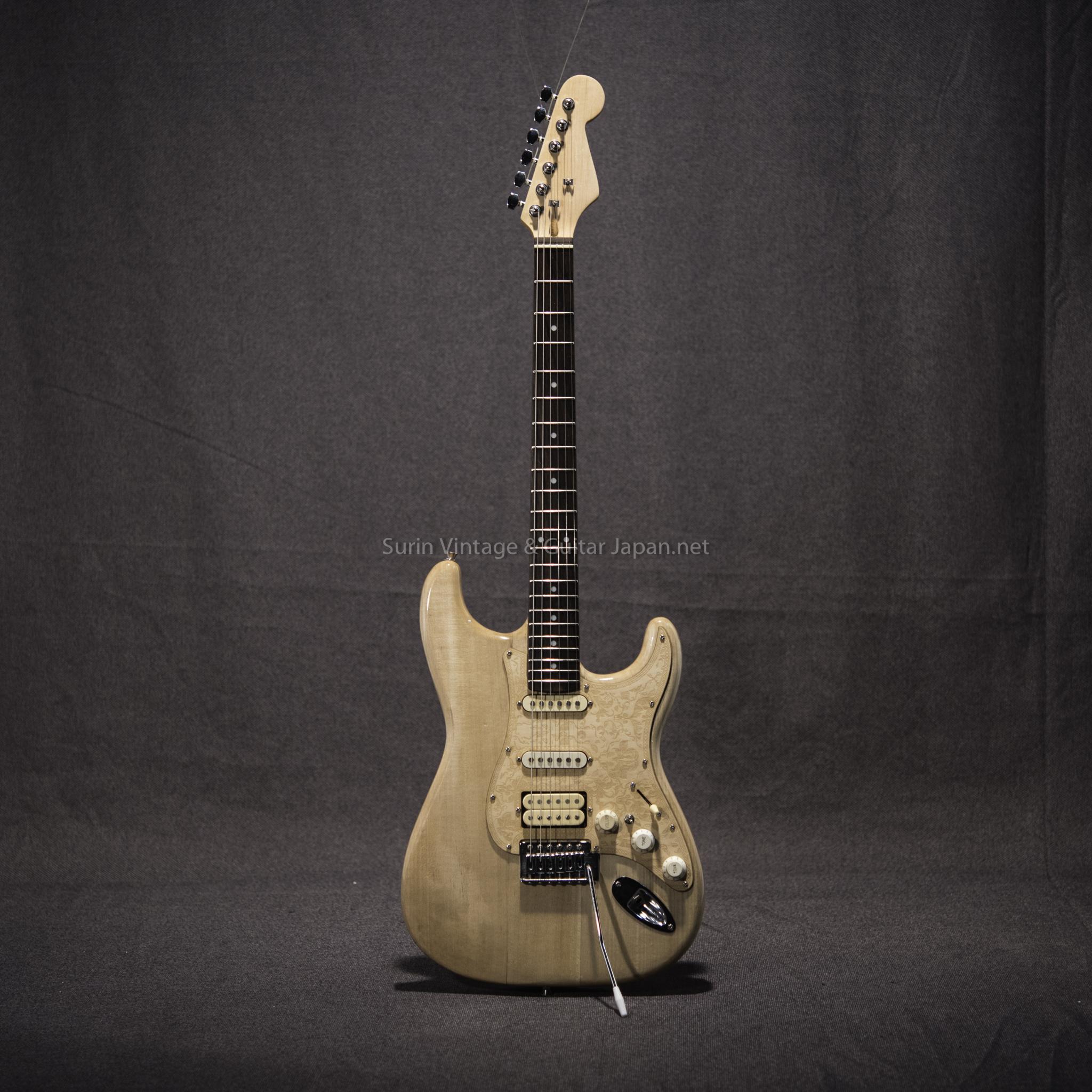 กีต้าร์ไฟฟ้ามือสอง Stratocaster Modify No.63