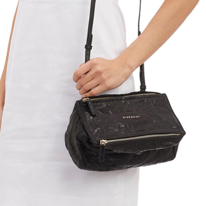 กระเป๋าหนังGivenchy Mini Pepe Pandora Bag 1:1