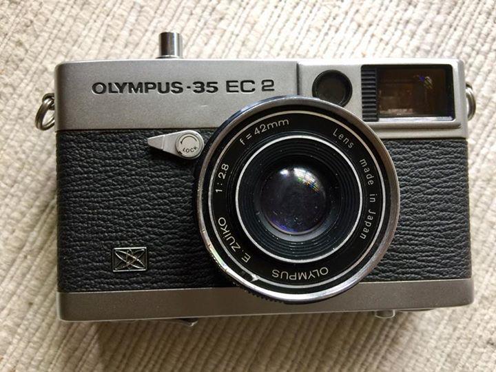 OLYMPUS-35EC2 OLYMPUS E.ZUIKO 42MM.F2.8
