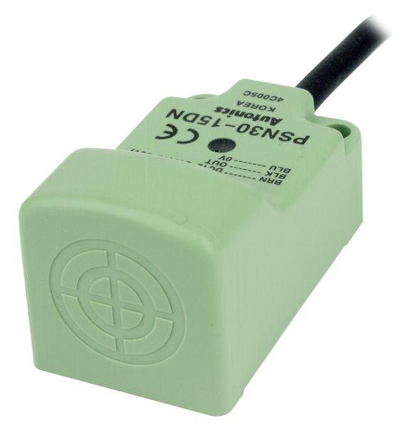 PSN30-10DN [ Detect 10mm. x PSN30-10DN Dia 30mm, Long Distance Type Inductive Proximity Sensor ]