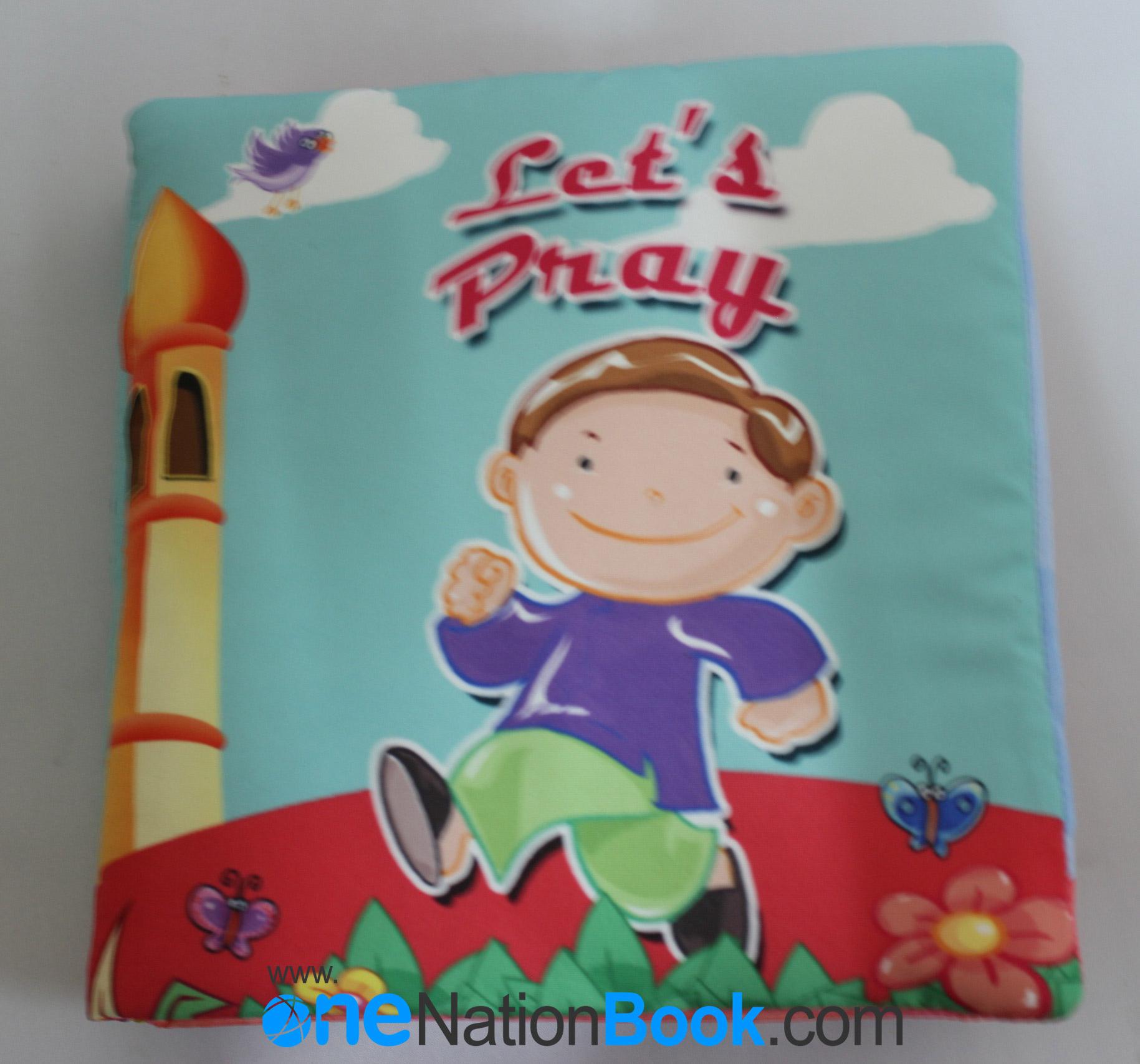 หนังสือภาพ Let's pray