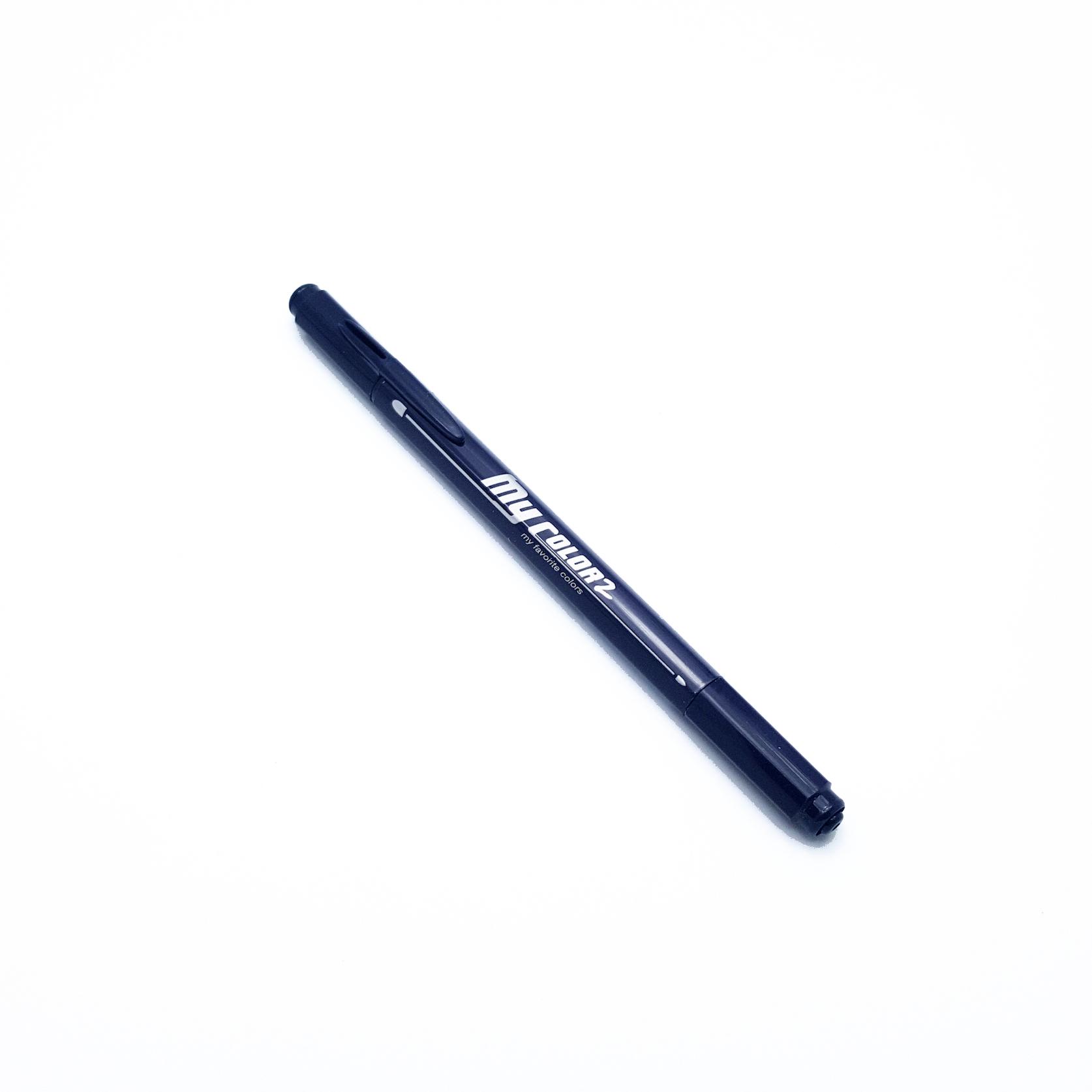 ปากกาสี 2 หัว My Color 2 - No.42 Ultramarine