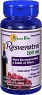 ((แบ่งจำหน่าย)) Puritan Resveratrol 100 mg 30 แคปซูล (USA) ช่วยดูแลผิวพรรณสดใส ฟื้นฟูสุขภาพ ชะลอความแก่ และช่วยให้มีอายุยืนยาว (ดีและถูกกว่า Viva Plus)