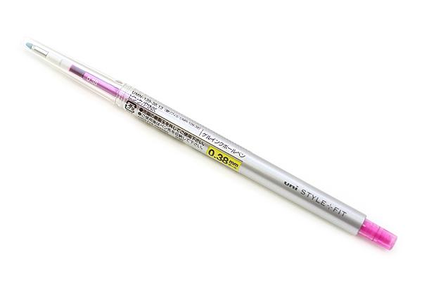 ปากกา Uni Style Fit - Pen 0.38mm Pink