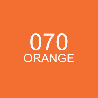 ปากกาพู่กัน ZIG CLEAN COLOR Real Brush - 070 Orange