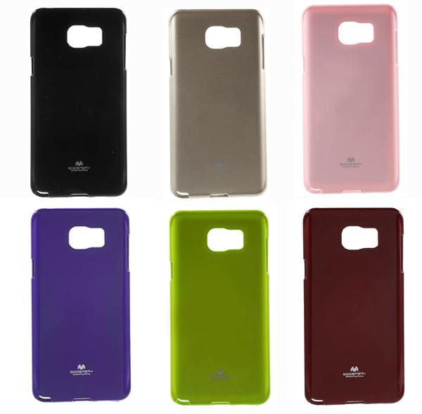 เคสยาง Samsung Galaxy Note 5 ของ Mercury Goospery Jelly Case