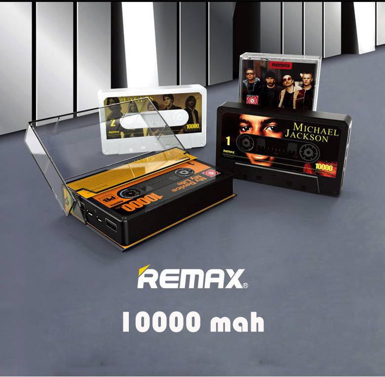 แบตสำรอง powerbank Remax RP-T10 Tape 10000mah ราคา 499 บาท