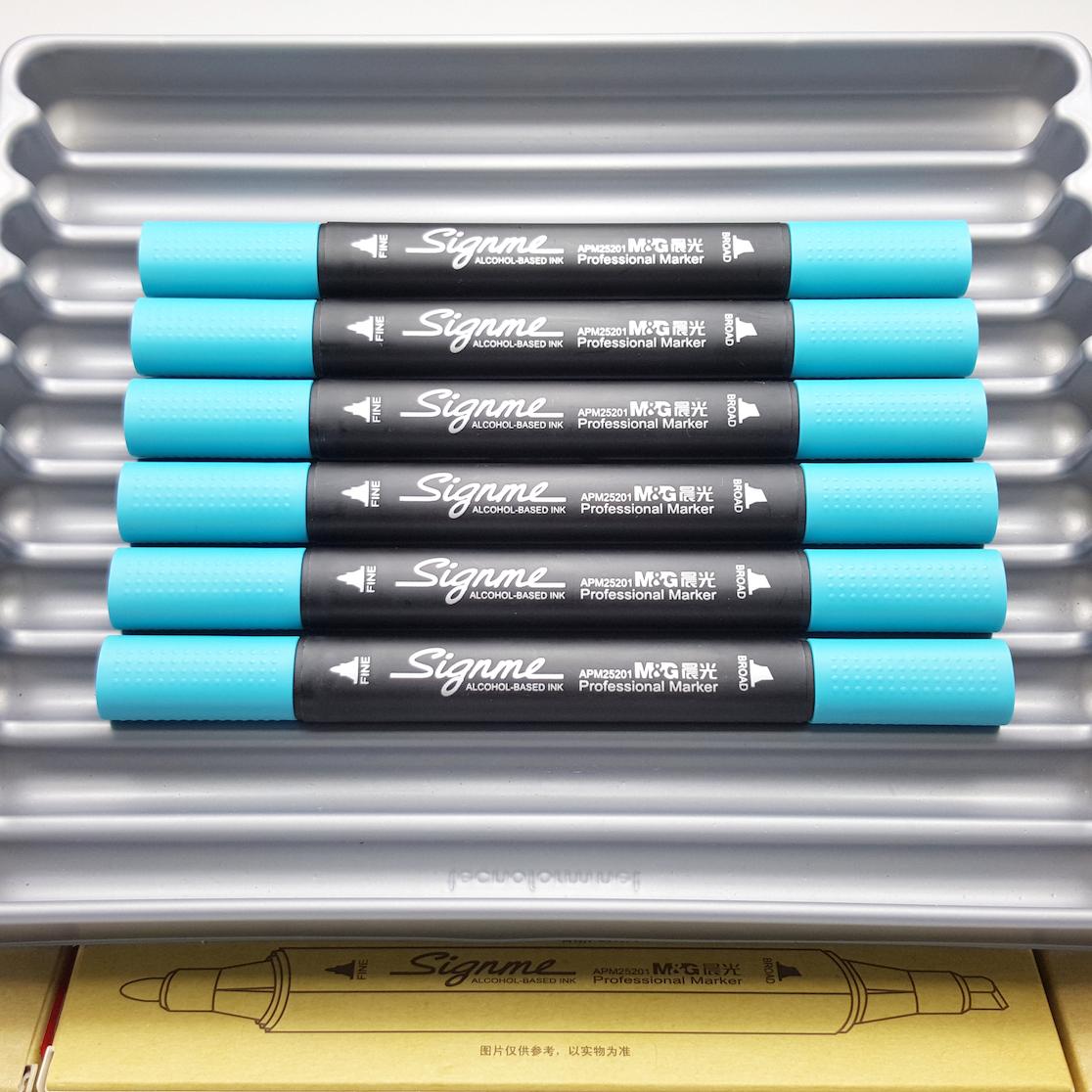 ปากกามาร์คเกอร์ไซน์มิ Signme Professional Marker - #061