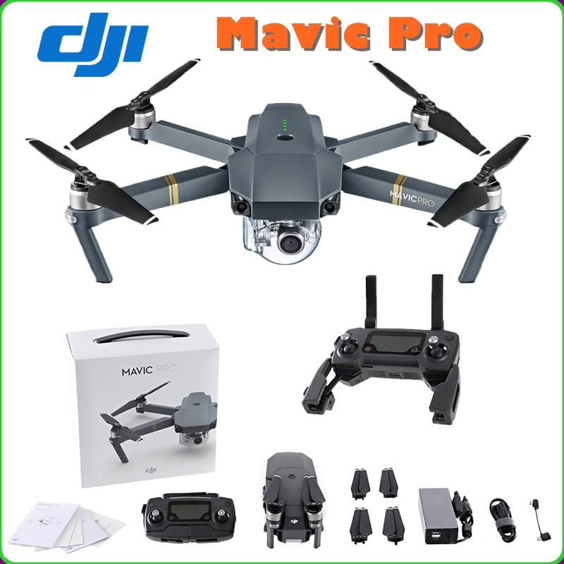 DJI Mavic Pro Drone ราคาพิเศษ - สอนใช้งานเบื้องต้น