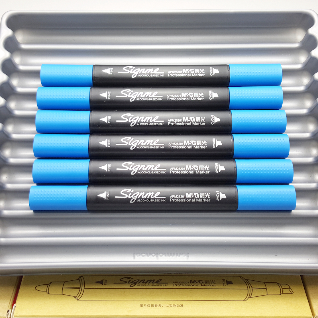 ปากกามาร์คเกอร์ไซน์มิ Signme Professional Marker - #064