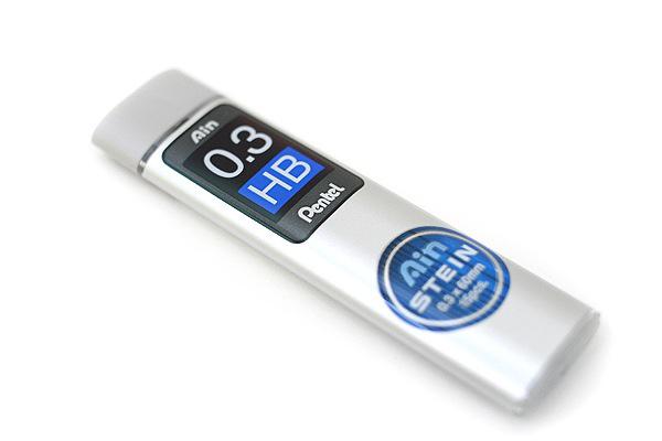 ไส้ดินสอ Pentel Ain Stein Lead - 0.3 HB