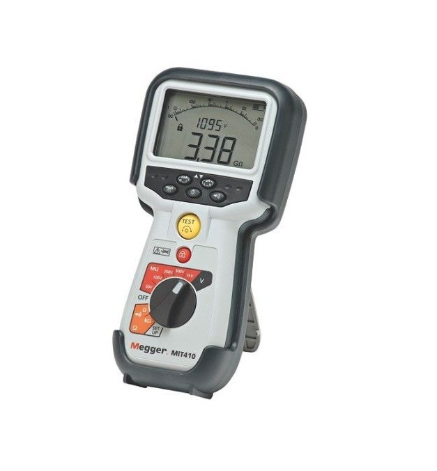 Megger MIT410 50V to 1000V Ins and Cont tester