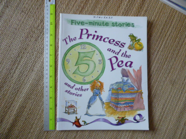 The Princess and the Pea and Other Stories (Five-Minute Stories)