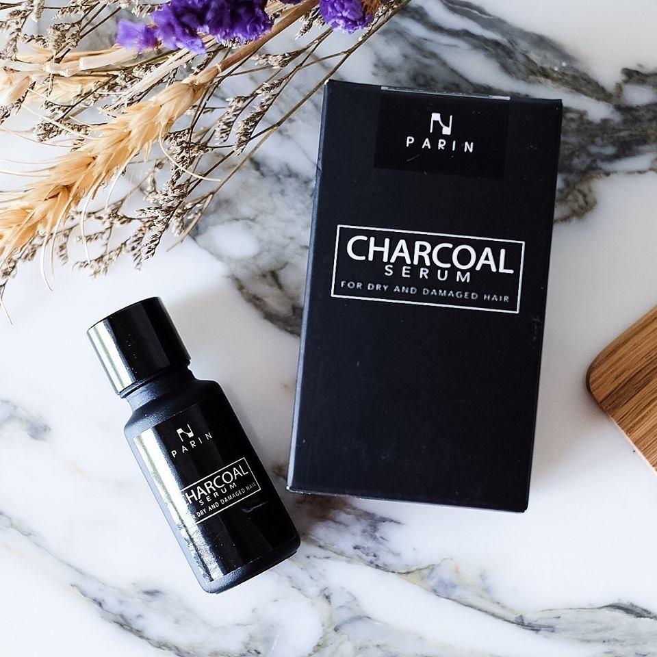 ชาโคล เซรั่ม Charcoal serum