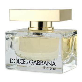 น้ำหอม Dolce & Gabbana The One for Women EDP 75ml. Nobox.