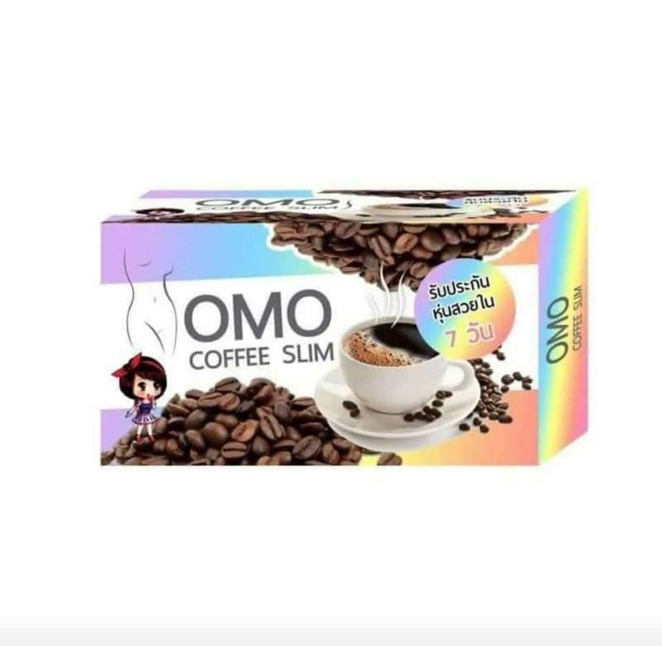 กาแฟโอโม่ OMO COFFEE SLIM