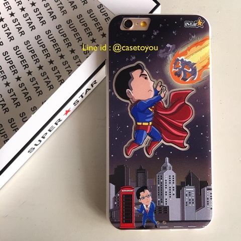 New iStar Superman สำหรับ iPhone 6 Plus /6S Plus