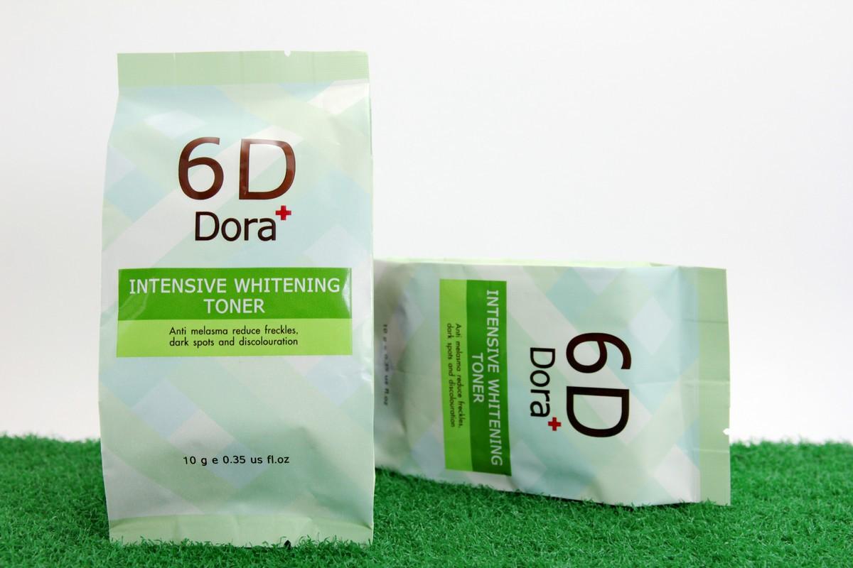 6D Dora+ โทนเนอร์สลาย ฝ้า กระ 10 กรัม (แพคเกจใหม่)