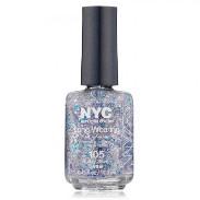 Starry Silver Glitter