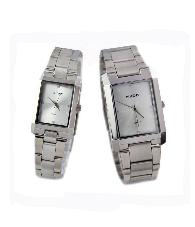 Wilon Veyron watches women นาฬิกาผู้หญิง แบรนด์ของฮ่องกง ระบบควอทด์ กันน้ำ กันสนิม