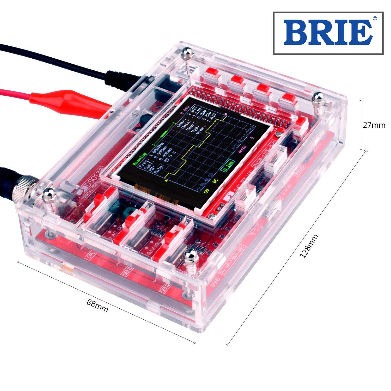มินิสโคป Oscilloscope Kit