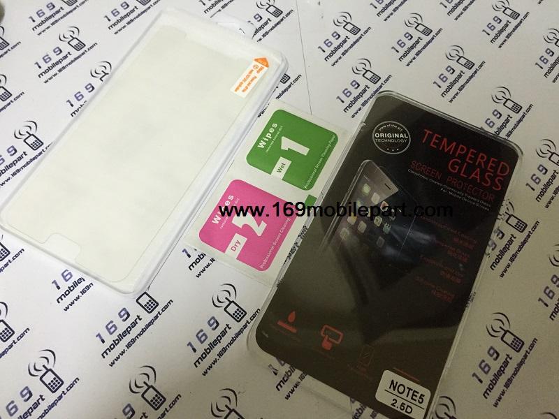 ฟิลม์กระจก 9H Samsung Galaxy Note 5