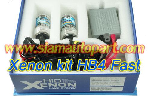ไฟ xenon kit HB4 Fast start Ballast A6