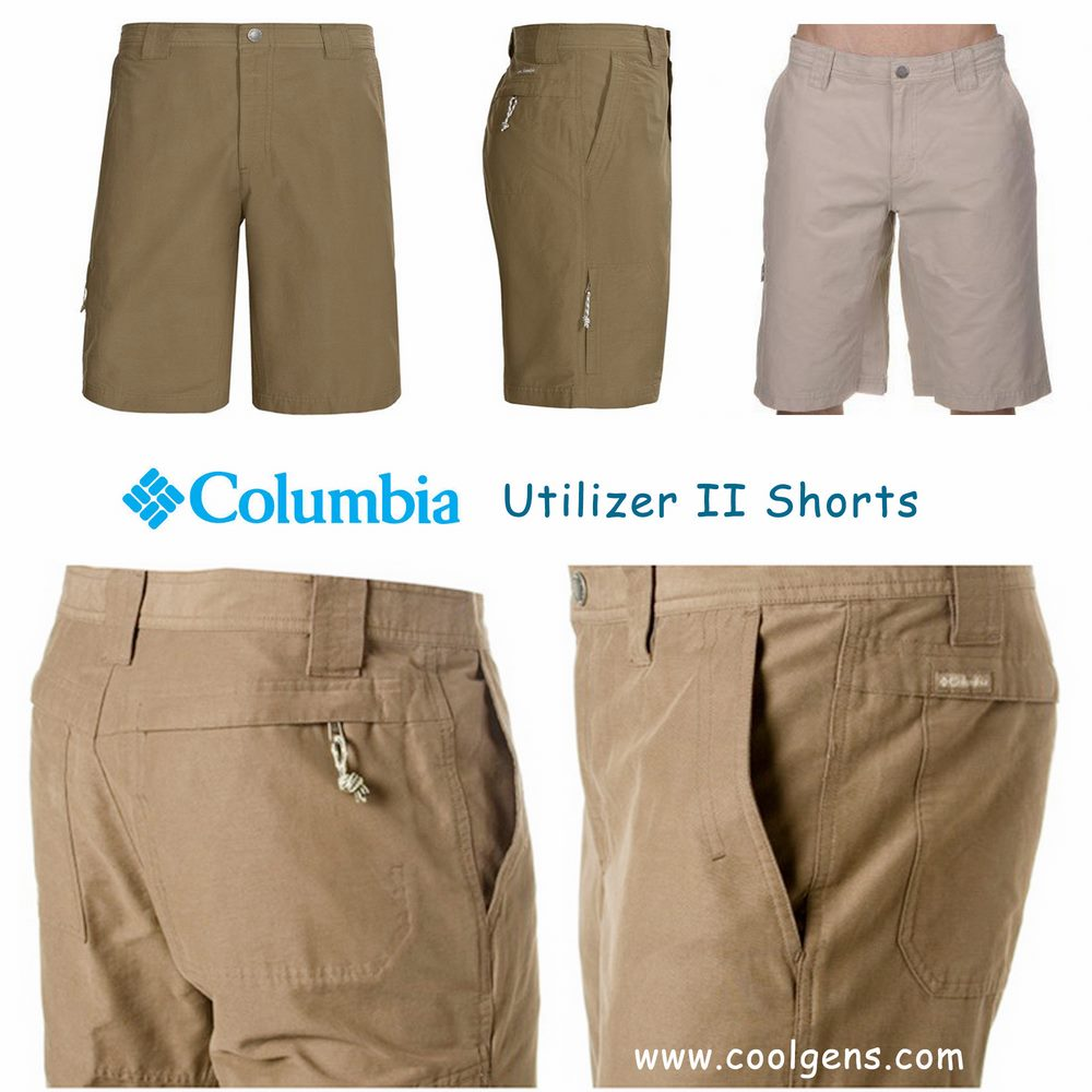 Columbia Utilizer II Shorts
