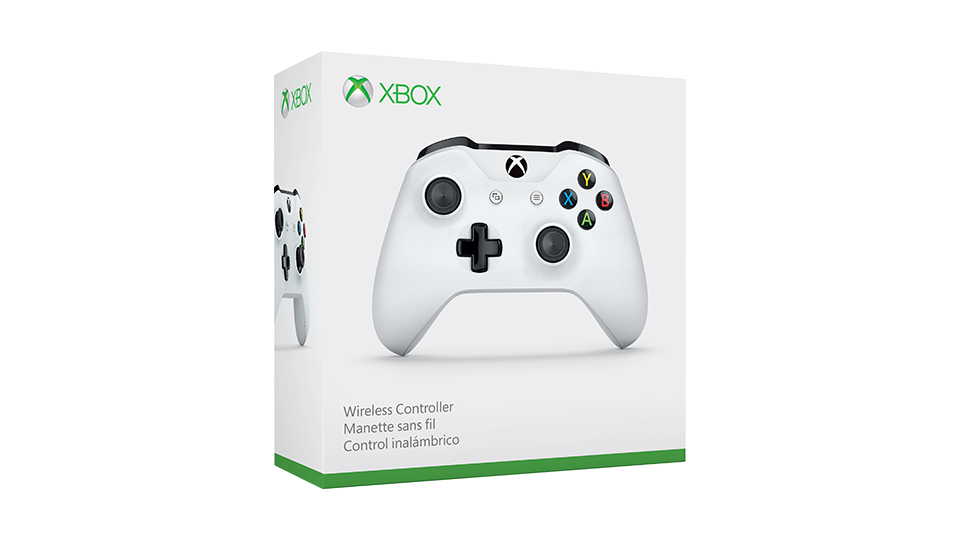Xbox One S (Wireless & Bluetooth)