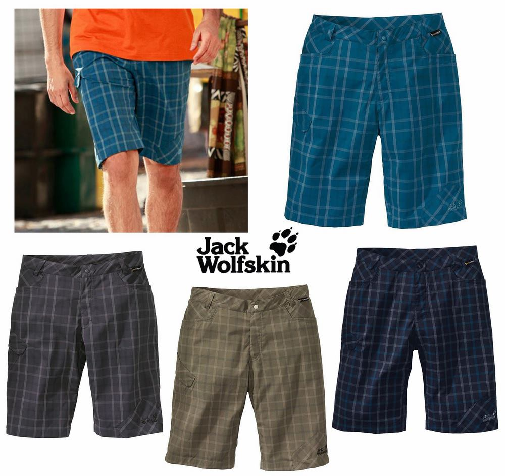 Jack Wolfskin Light Grid Shorts