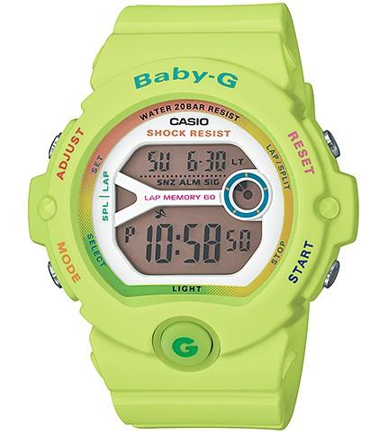 นาฬิกาข้อมือ คาสิโอ Casio Baby-G BG-6903-3 Baby-G for Runners