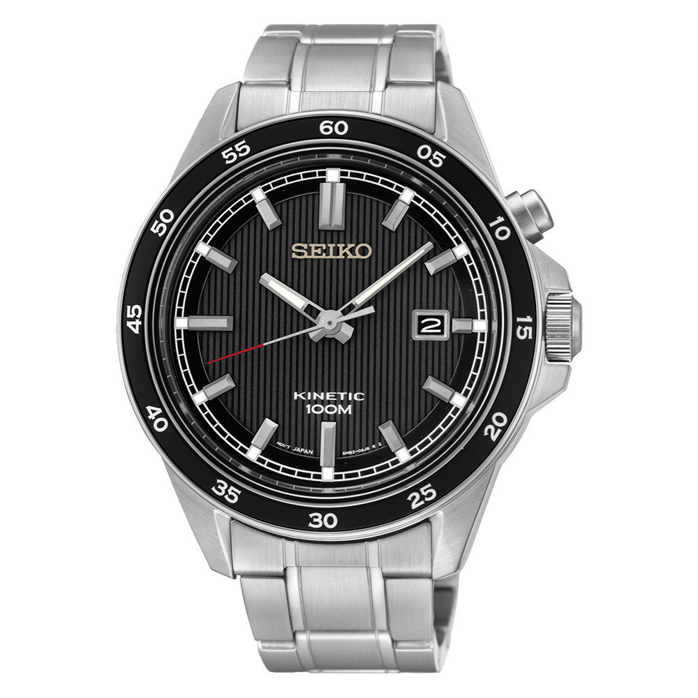 SEIKO SKA641P1 MEN KINETIC