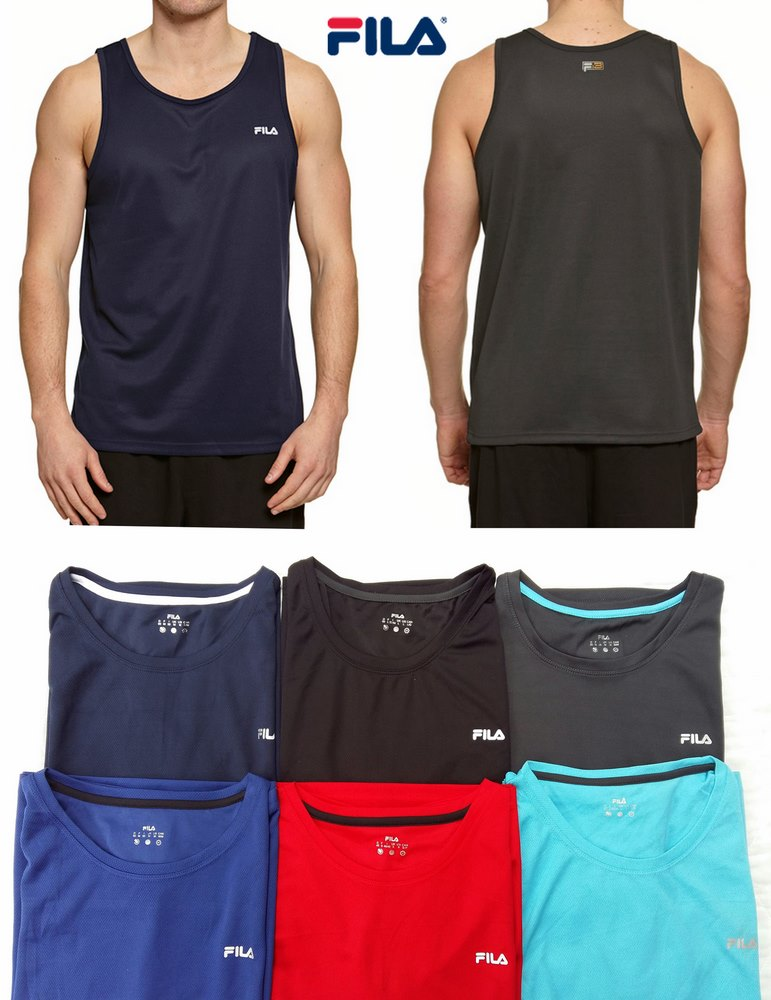 Fila Essential Flow Tank - มาเพิ่ม 16/09/58