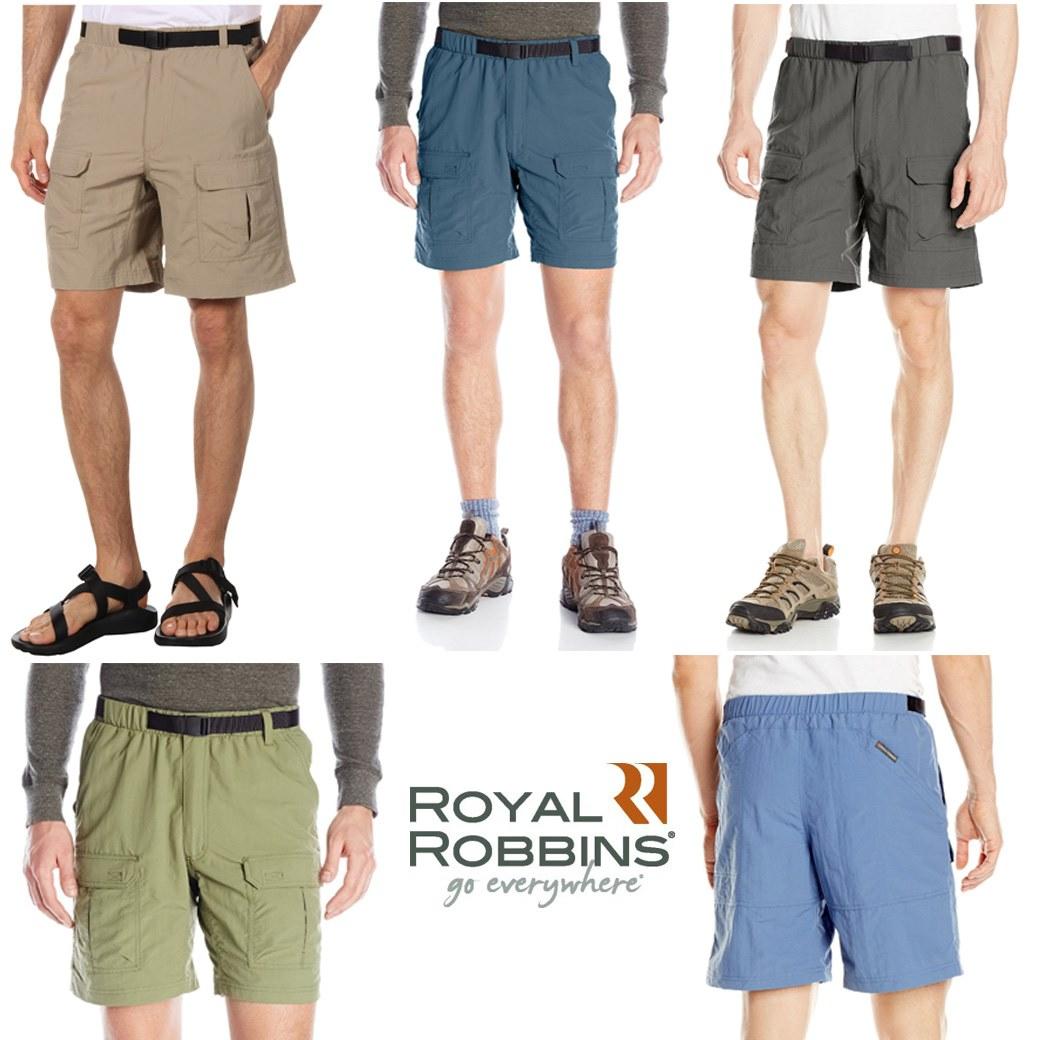 Royal Robbins Men's Backcountry Shorts