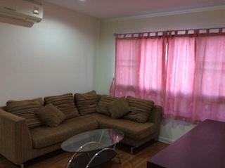 ให้เช่าคอนโด Lumpini Place Phahol-Sapankhwai (ลุมพินีเพลส พหล-สะพานควาย) 2 ห้องนอน 2 ห้องน้ำ ราคา 23,000 ต่อเดือน อาคาร B ชั้น 9 ห้องทิศตะวันออก พื้นที่ 65 ตรม.