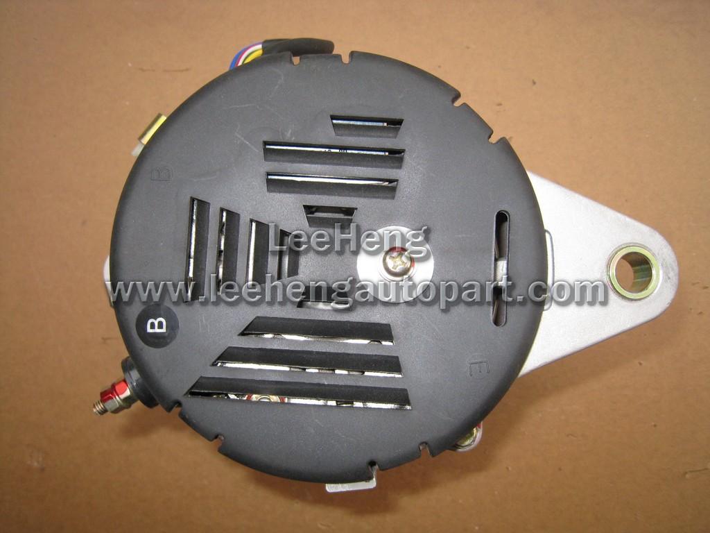 ไดชาร์ท HINO MEGA/เมก้า J08C ฝาพลาสติก 24V 55A (ใหม่)